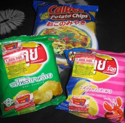 Share Thai Snack Food