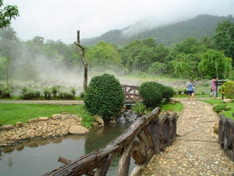 Steam Baths in Thailand