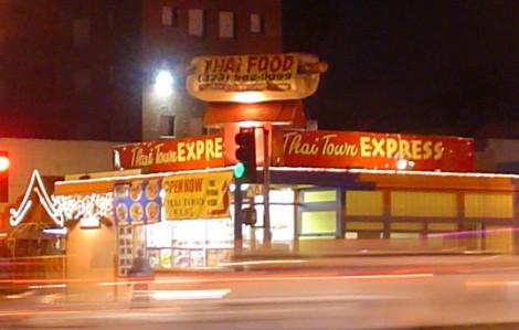 Thai Hotdog