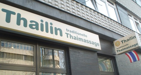Thai Massage Parlor in Berlin